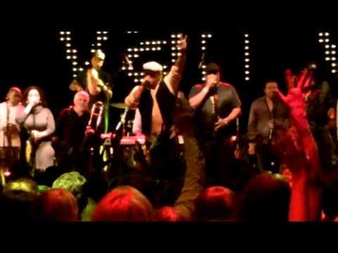 Los Van Van live in Helsinki 07.03.2012