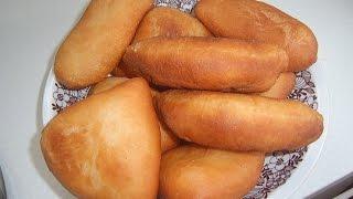 Пирожки (тесто дрожжевое)