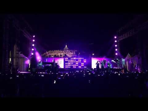 Mariah Carey Borobudur - Hero