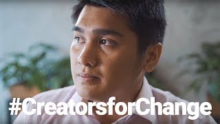 Gelo's Story - #TellUsYours | YouTube Creators For Change