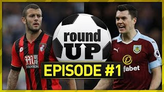 GAME OVER FOR WILSHERE?! FOOTBALL ROUND-UP #1