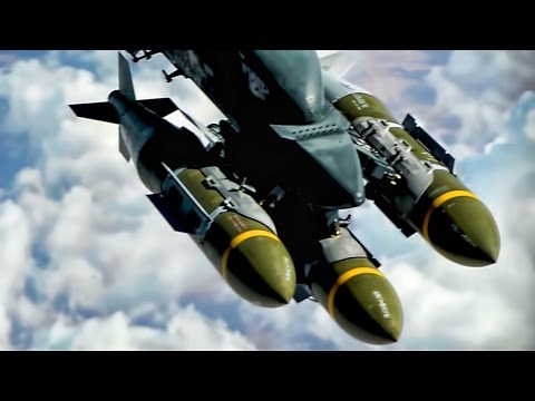 The Versatile B-52 • Now Close Air Support (2017)