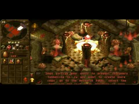 Олдскул, бейба: стрим Dungeon Keeper