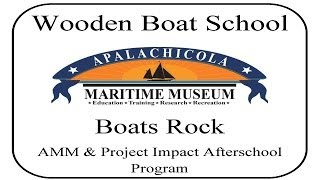 Boats Rock - Amm Wooden Boat School And Project Impact Prgram For Afterschool Youth [31005a Wbs Ppt]
