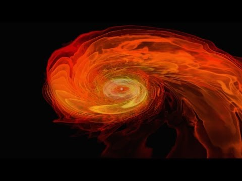 Awesome NASA Animation Shows Neutron Stars Ripping Each Other Apart (VIDEO)