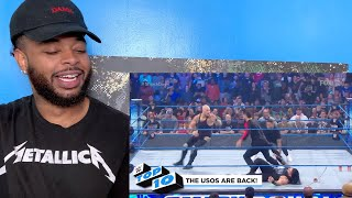 WWE Top 10 Friday Night SmackDown moments: Jan. 4, 2020 | Reaction