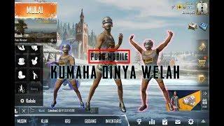 "PUBG MOBILE ""Kumaha Dinya Welah"""