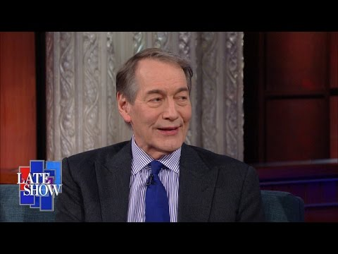 """Charlie Rose: """"Vice Presidents Don"""