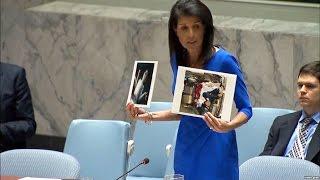 США грозит односторонними действиями в Сирии | НОВОСТИ