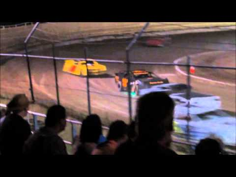 Creek County Speedway Factory Stock Main 8/23/14