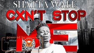 Shatta Wale - Caan Stop Me [Tanzanite Riddim] April 2017