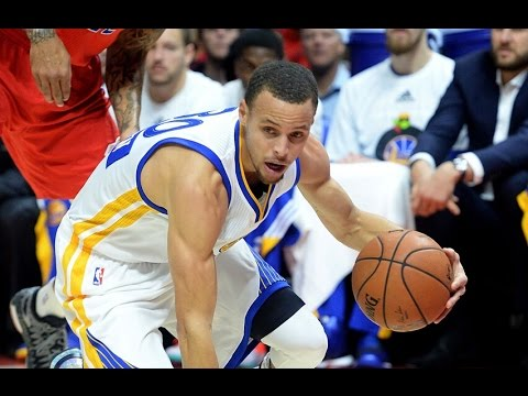 Stephen Curry Top 10 Crossovers 2014