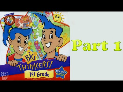 Whoa, I Remember: Big Thinkers 1st Grade: Part 1 |