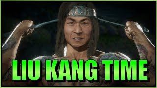 SonicFox - Time To Mess With Liu Kang 【Mortal Kombat 11】