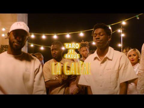 Youtube: YARO – La Galère feat 4KEUS (Clip Officiel)