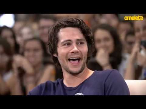 CCXP 2017  Day 2   Dylan O'Brien  Maze Runner: The Death Cure
