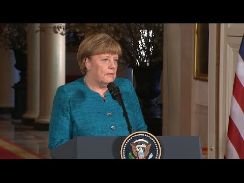 Thumbnail: Germany to step up NATO contribution – Merkel