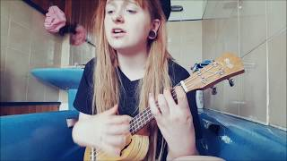 Somebody Told Me - The Killers || Ukulele Cover