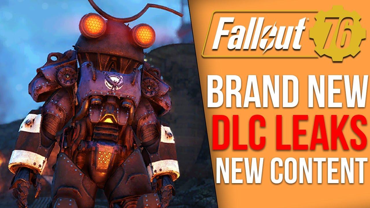 Fallout 76 News - Big New DLC Details, Next Update, Pay 2 Win Concerns