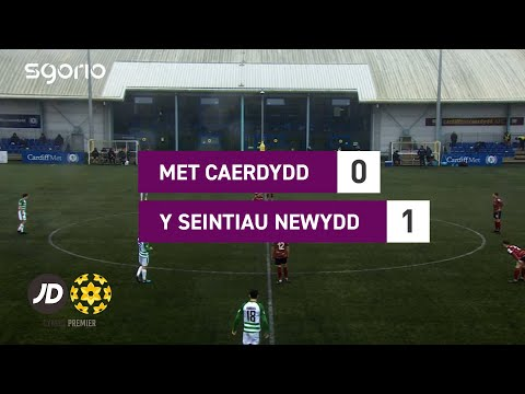 Cardiff Metropolitan TNS Goals And Highlights