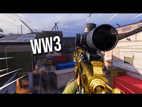 Drafted For WW3! Call Of Duty Modern Warfare Montage