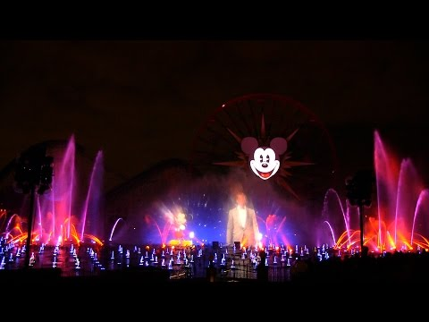 'World of Color - Celebrate' Full Show with Outros