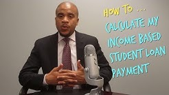 How To Calculate Your Student Loan Payment