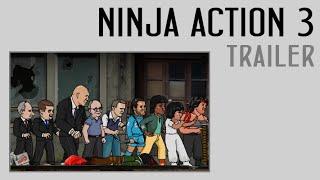 Ниндзя в деле 3. Трейлер