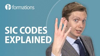 What is a limited company SIC code