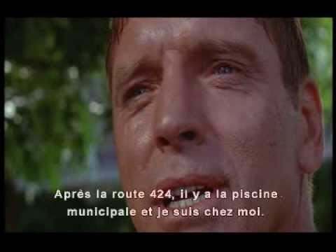 "Burt Lancaster dans ""The Swimmer"" (""Le Plongeon"") de Frank Perry"