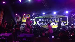 Via Vallen full live Semarang Fair O.M. Sera