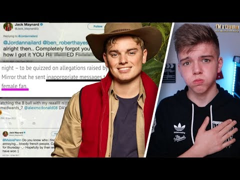 the truth about Jack Maynard leaving Im A Celeb... | Why did Jack Maynard Leave Im a celebrity?