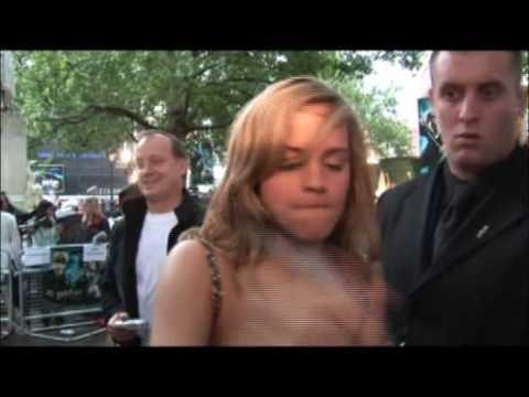 Emma Watson Nip Slip