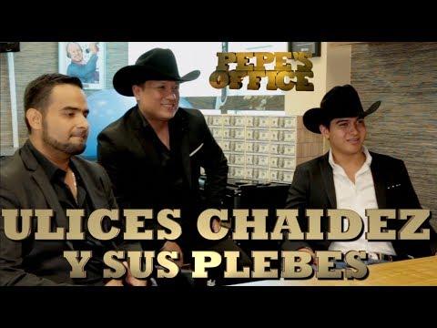 ULICES CHAIDEZ Y SUS PLEBES VUELVEN A LA OFICINA  Pepes Office