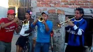 Banda Tierra Alegre de irapuato-ensayo  una vez mas.MP4