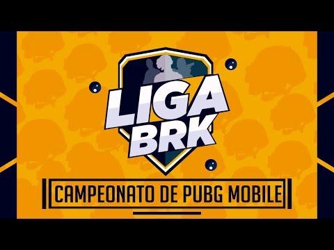 PUBG MOBILE - FINAIS LIGA BRK - DIA 1