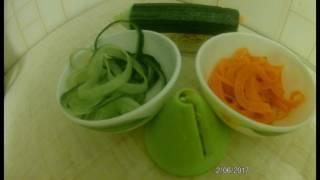 Овощерезка для красивого оформления салатов.