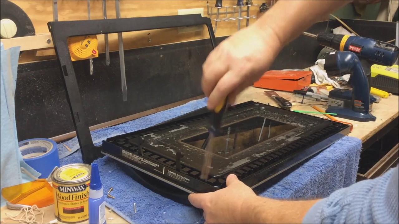 ge advantium handle repair