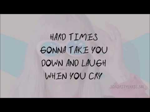Paramore  Hard Times With Lyrics
