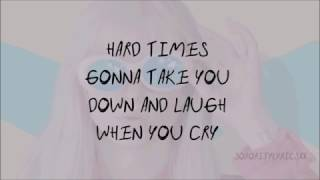 Paramore - 'Hard Times' With Lyrics