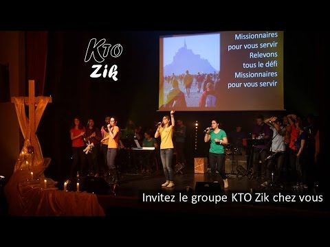 KTO Zik – Une initiative de jeunes en paroisse