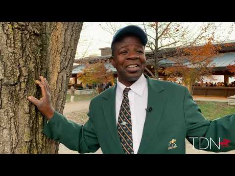 Cordell Anderson Talks About Runhappy's First Foals At Keeneland