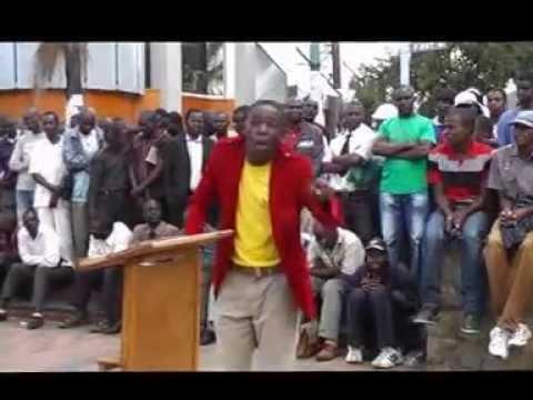 Evangelist Trymore Muparinga - OPEN DOORS