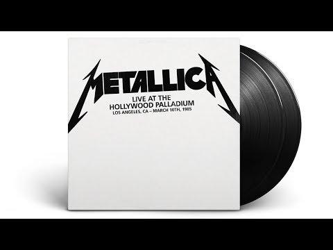 Metallica - Live at The Hollywood Palladium, Los Angeles, CA (1985) [SBD Audio]
