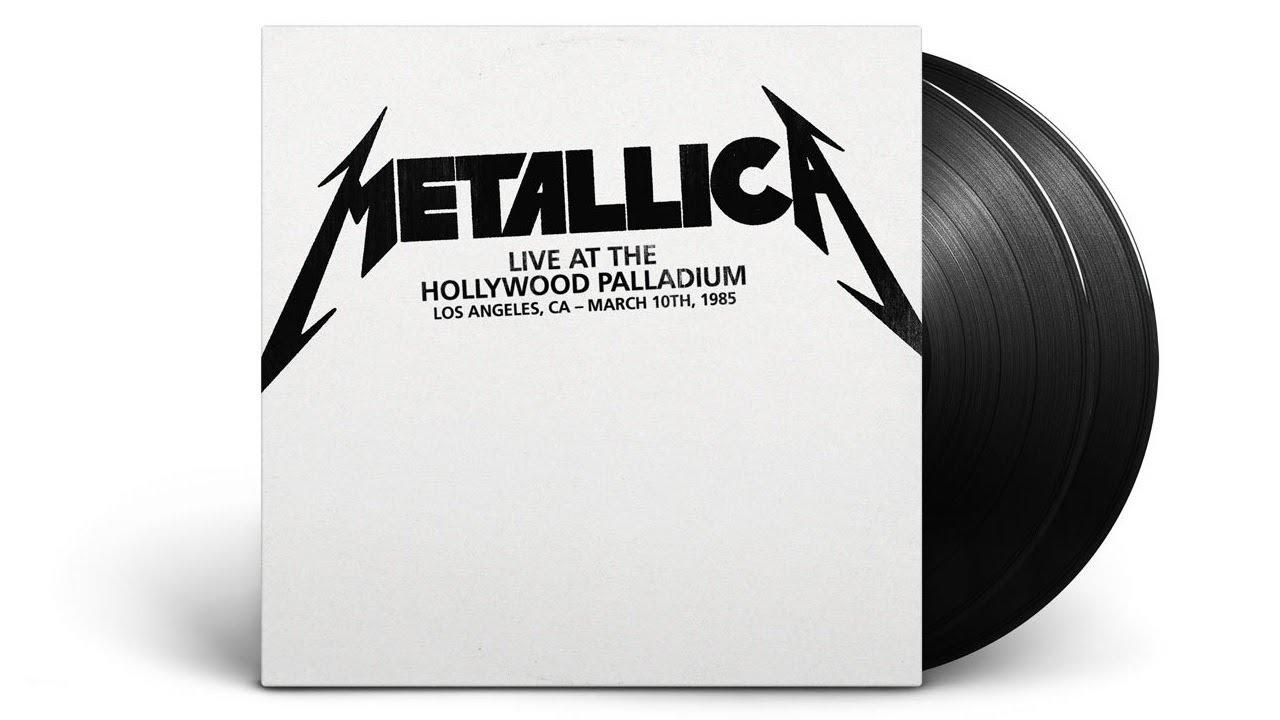 specialavsnitt utlopp bäst billig Metallica - Live at The Hollywood Palladium, Los Angeles, CA (1985) [SBD  Audio]