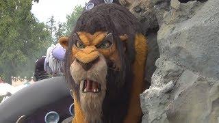 Disneyland Paris - Once Upon A Dream Parade - 11/06/2011