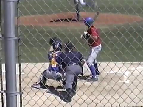 Kellogg Community College vs Muskegon CC Baseball 2003