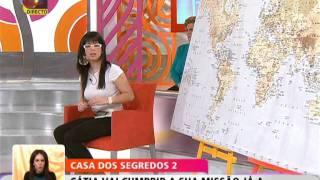 Você na TV: Professora Cátia dá uma lição
