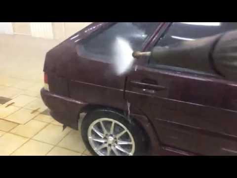 Как наносить воск на машину - подробная инструкция - YouTube