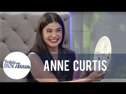 Anne Curtis lovingly talks about the sentimental items she has kept over the years | TWBA